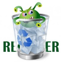 How to Remove a Virus recyler On your USB Flashdrive