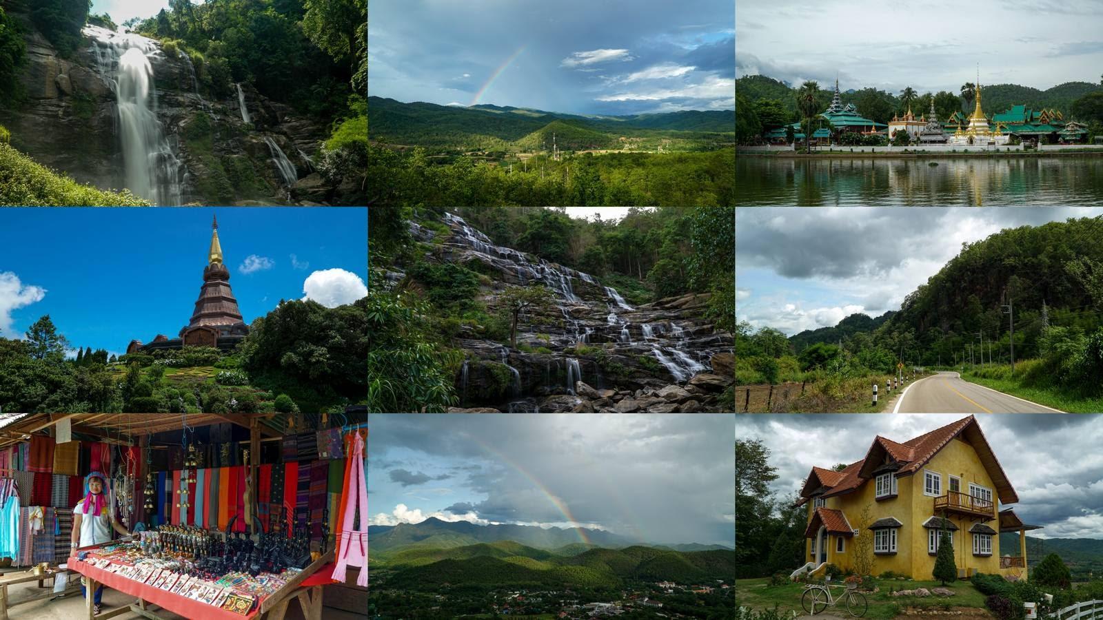 mae hong son loop by motorcycle thailand itinerary 5 days eat rh gaeria84 blogspot com