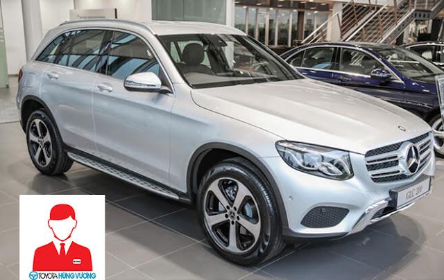 Xe giá rẻ: Mercedes GLC 200 2018 rục rịch ra mắt Việt Nam ảnh 2