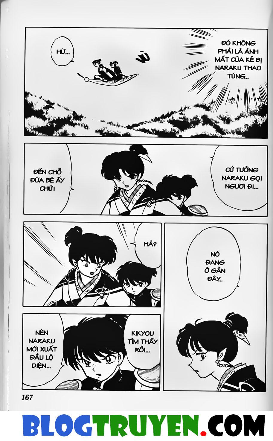 Inuyasha vol 34.9 trang 19