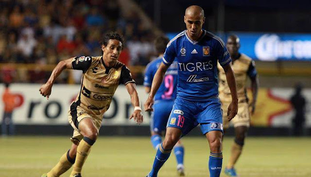 Tigres vs Dorados de Sinaloa en vivo