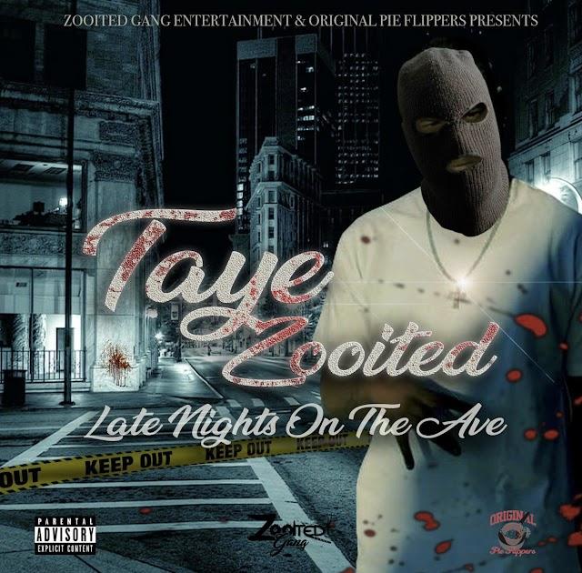 "Meet Gangsta Rap Artist ""Taye Zooited"" from Seattle, Washington"
