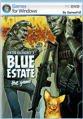 Blue Estate The Game PC [Full] [Español] [MEGA]