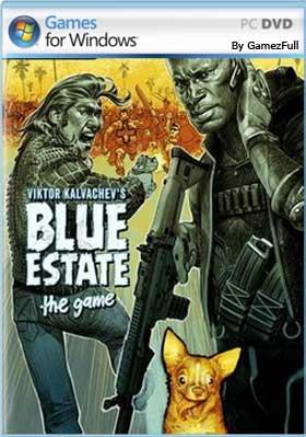 Blue Estate The Game PC [Full] [Español] [MEGA]