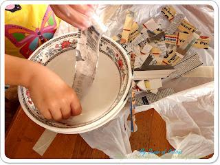 como se hace una piñata infantil