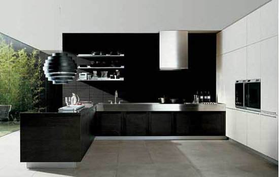 Small Interior Design Photos for Kitchen