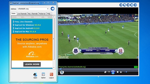 Xem bóng đá trực tuyến vô cùng tiện lợi
