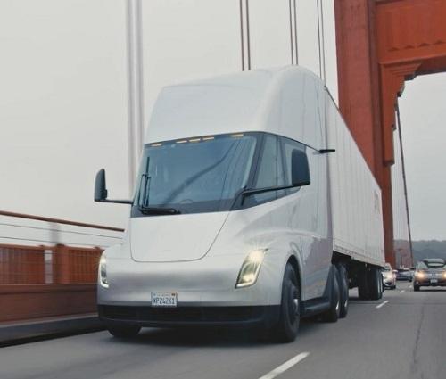 Harga Truk  Listrik Tesla Terbaru