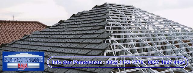 Mengganti Rangka Kayu dengan Baja Ringan, Tangerang, Depok dn Bekasi
