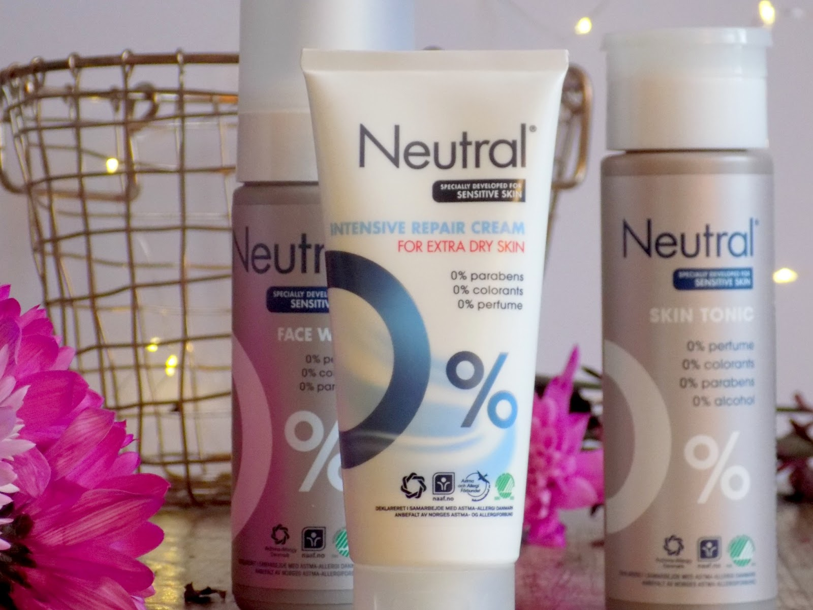 Neutral skincare review
