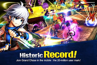 Game GrandChase M V2.5.1 MOD Apk ( High Damage )