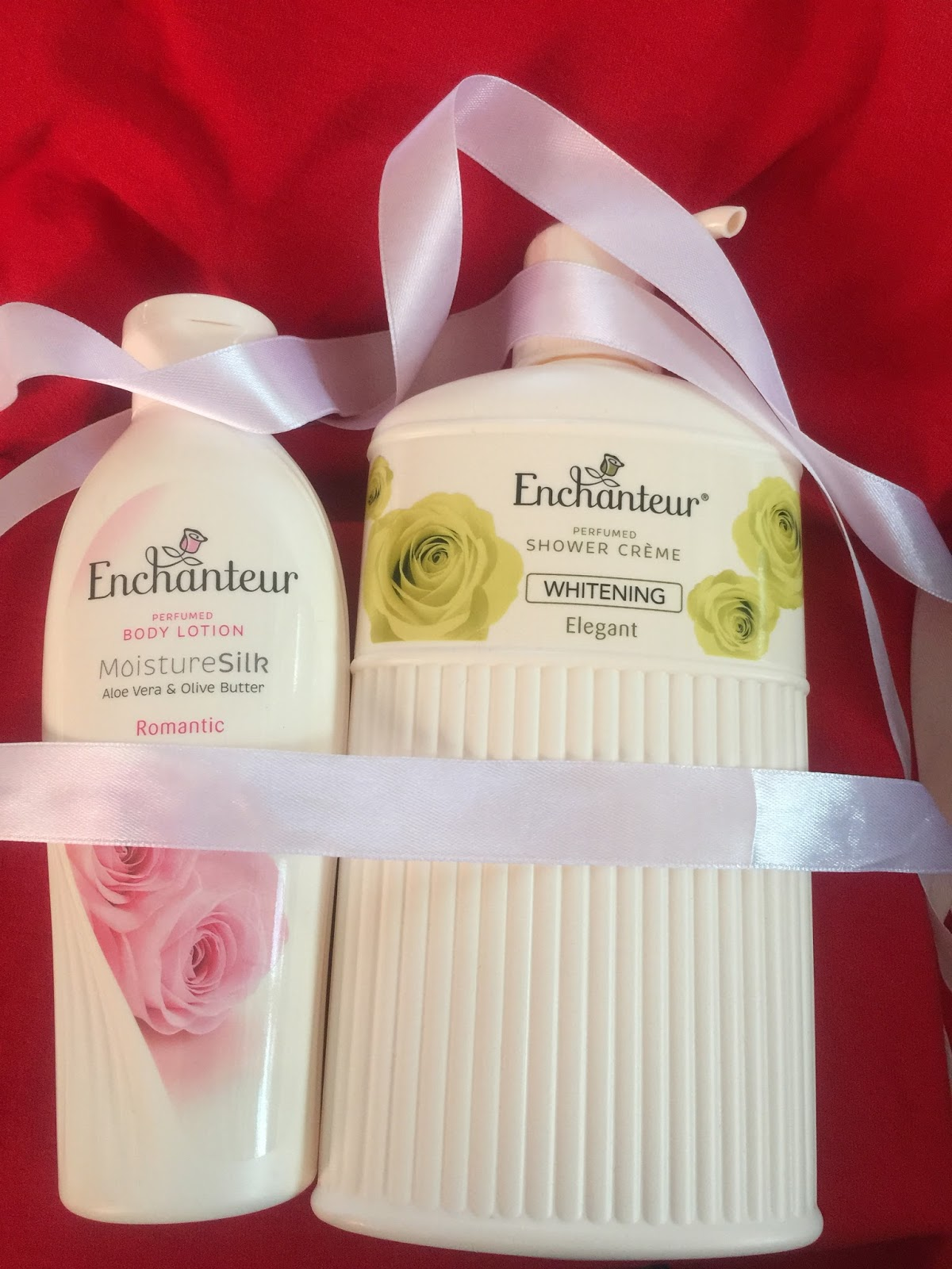produk enchanteur, harga enchanteur, price, wangian, lotion, gel mandian, eu de toilette