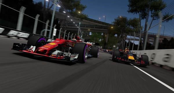 Jogo F1 2017 crackeado PC para download via torrent com crack incluso