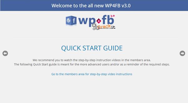 WP4FB 3.0 Crack WordPress Plugin Free Download
