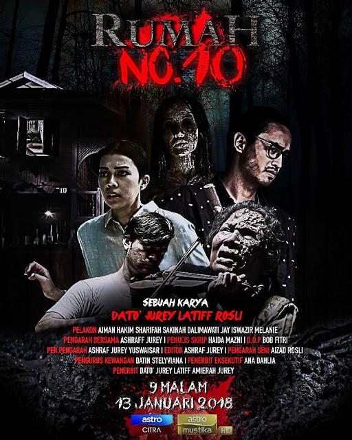 Rumah No.10 (2018) HDTV 1080p