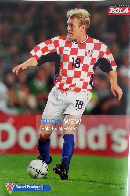 Poster Robert Prosinecki (Kroasia)