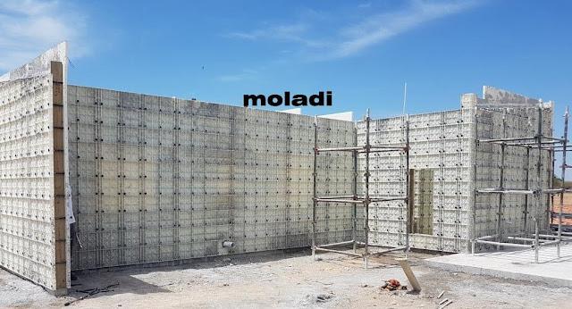modular plastic formwork