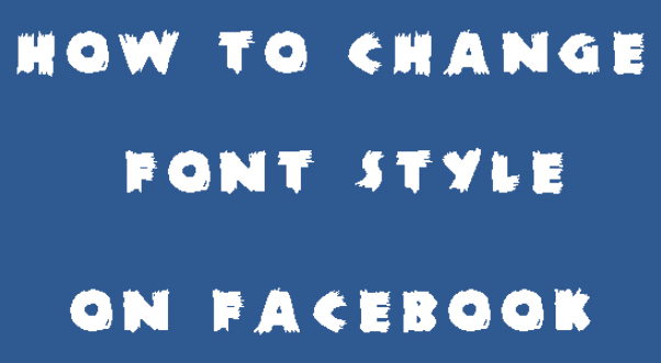 Font Changer Online For Facebook