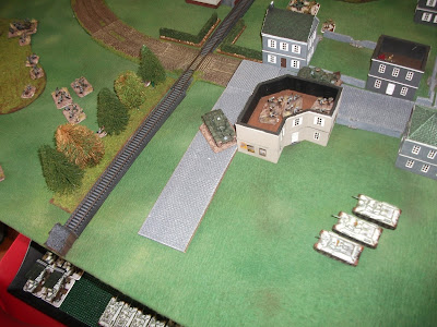 Iron Cross campaign part 2 mid war