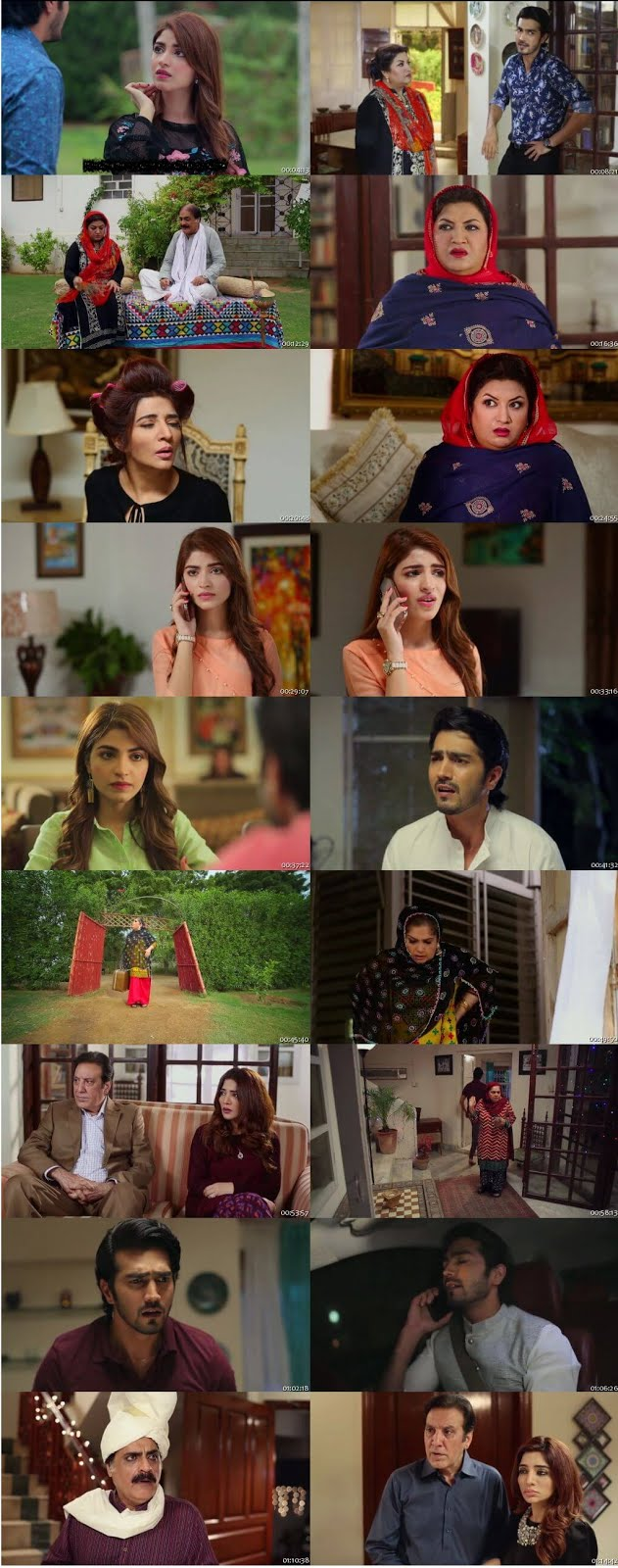 Rok Sako To Rok Lo 2019 Pakistani Urdu 621mb 720p HDRip x264 ESubs
