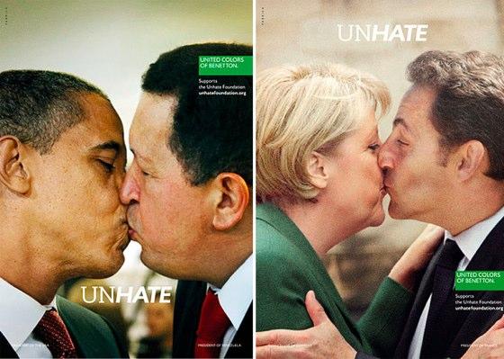 Taller de comunicaci n y medios campa as publicitarias de for Benetton y sus campanas publicitarias