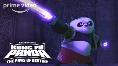 Kung Fu Panda The Paws of Destiny Season 2 Hindi - Eng All Episode 480p Download