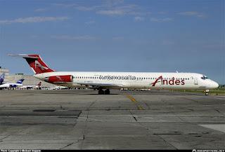 , ANDES LÍNEAS AÉREAS PODRÍA SUMAR A COMODORO RIVADAVIA Y JUJUY A SU RED, Noticias de Aviacion, Noticias de Aviacion