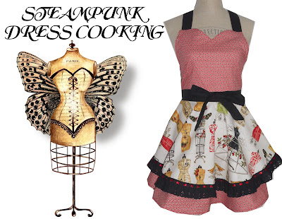 https://www.alittlemarket.com/cuisine-et-service-de-table/fr_tablier_retro_steampunk_cooking_dress_tissu_j_wecker_frisch_theme_mannequin_de_couture_rouge_noir_-17661623.html