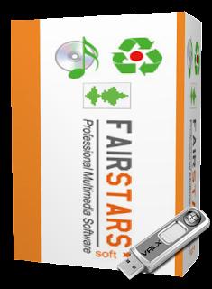 FairStars Recorder Portable