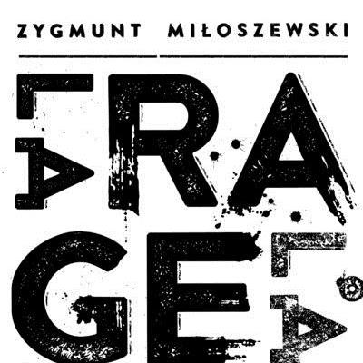 La Rage de Zygmunt Miloszewski