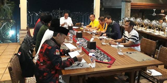 Koalisi Jokowi Terancam Bubar, Pertemuan Di Istana Cuma Dibungkus Saja