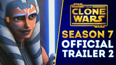 Star Wars: The Clone Wars: 7ª temporada ganha trailer