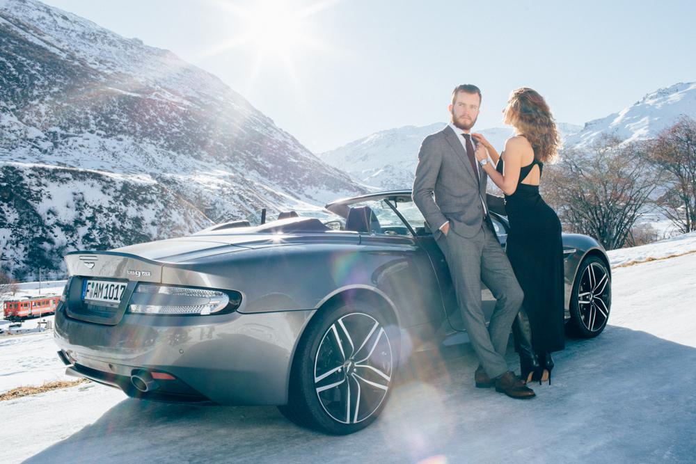 James Bond In Andermatt News Online