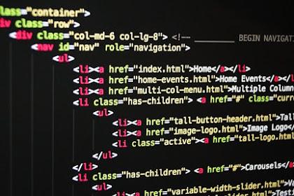 Secara Tidak Sadar Saya Telah Belajar HTML dan CSS dari Blogger