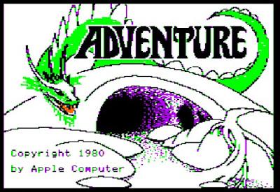 Videojuego Adventure 1980