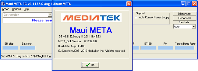 Maui Meta 3G
