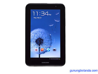 Cara Flashing Samsung Galaxy Tab 2 7.0 WIFI GT-P3113