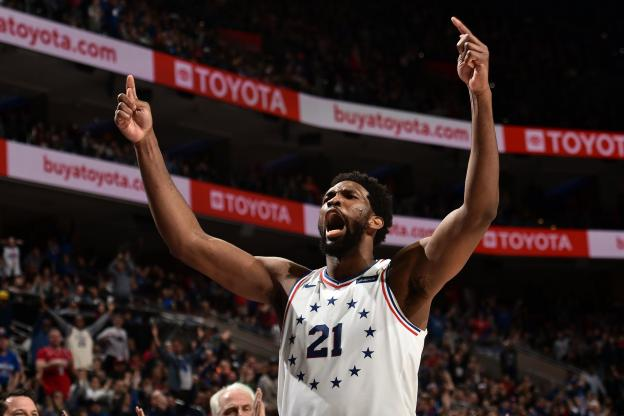 NBA : EMBIID REVIENT PLUS FORT
