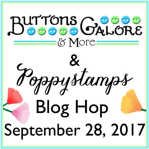 BG &M  and Poppystamps Blog Hop