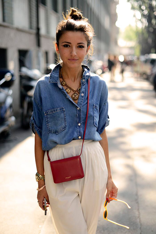 fall style inspiration, high waisted pants, street style, weekend chic