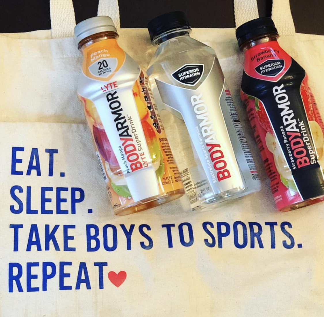 Confessions of a Sports Mama: Sports Mama Review: BodyArmor Sports
