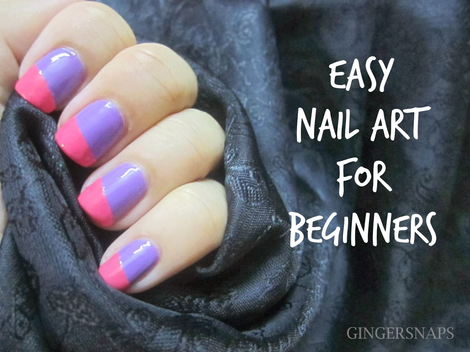 How To Do Nail Art At Home For Beginners | myideasbedroom.com
