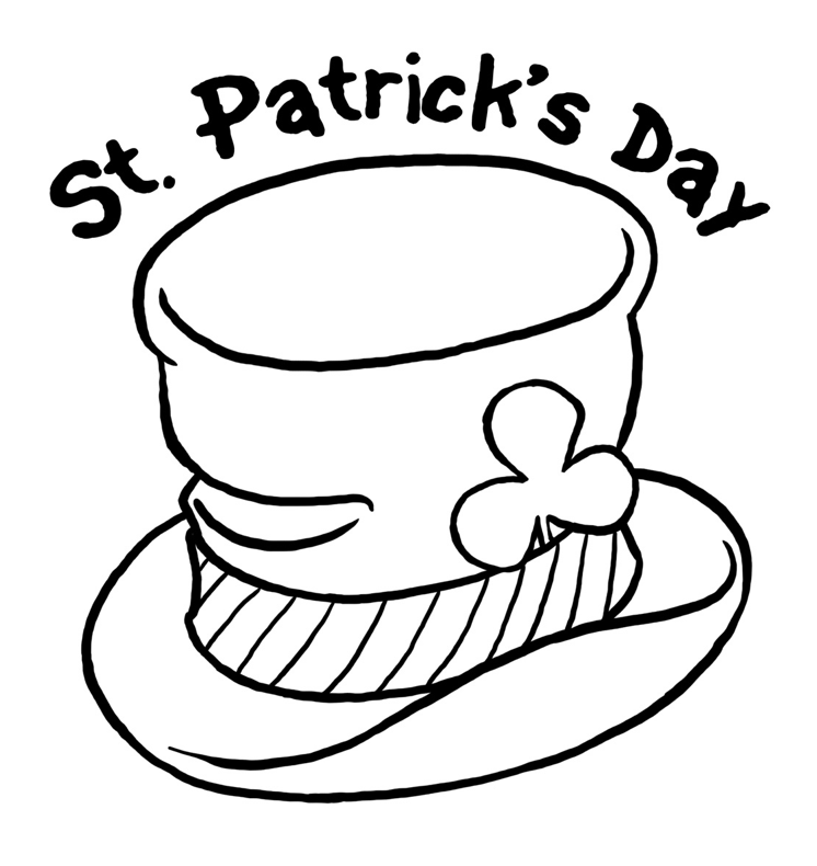 latest 2016 saint patrick s day printable coloring pages for kids