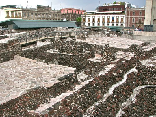 Jim & Carole's Mexico Adventure: Mexico City Part 2: The ...