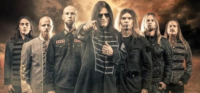 CIVIL WAR: Αποχώρησε ο τραγουδιστής της μπάντας  Nils Patrik Johansson