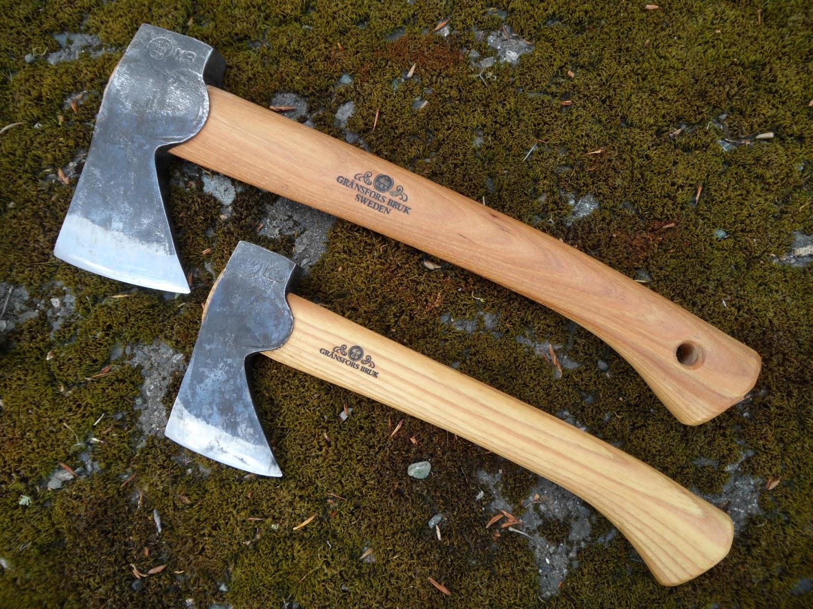 Wood Trekker: Craftsman 1.25lb Camp Axe (Wooden Handle) Review  |Hatchet