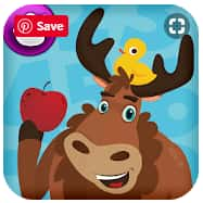 تطبيق Moose Math