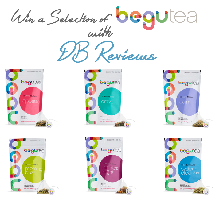 Win a Selection of Begu teas with DB Reviews