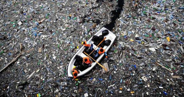 Benda Terbesar Buatan Manusia Adalah Sampah