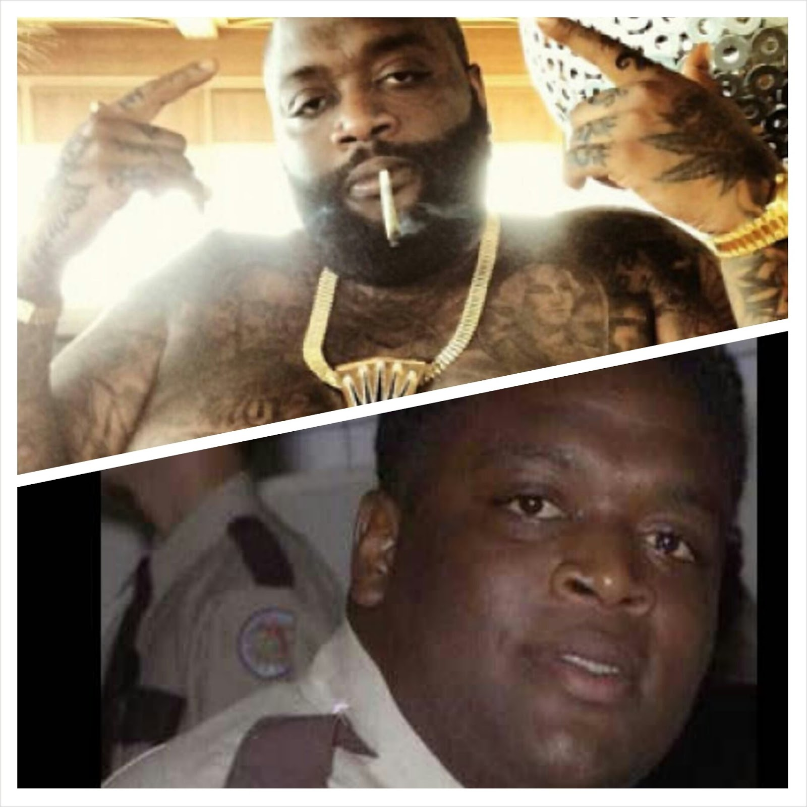 rick ross correctional officer - Rick Ross On His Past As A Corrections Officer